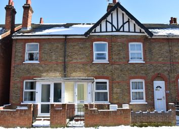 Thumbnail 3 bed terraced house to rent in Wickham Road, Colchester