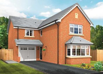 Thumbnail 3 bed detached house for sale in Squirrels Chase Off Chestnut Avenue, Shavington, Crewe