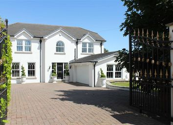 Thumbnail 4 bed detached house for sale in West Acre, Groves Avenue, Langland