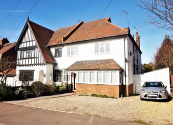 Thumbnail 3 bed flat for sale in Hadleigh Road, Leigh-On-Sea