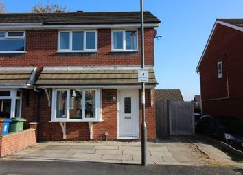 Thumbnail 3 bed semi-detached house for sale in Millbeck Crescent, Pemberton, Wigan