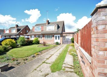Thumbnail 3 bedroom semi-detached house for sale in Ashwick Close, Silverdale, Nottingham