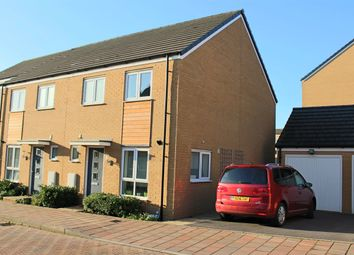 Thumbnail 3 bed link-detached house to rent in Buckleys Road, Patchway, Bristol