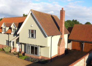 Thumbnail 5 bedroom detached house for sale in Cherry Tree Close, Wortham, Diss