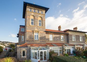 Thumbnail 5 bed property for sale in Vane Hill Road, Torquay