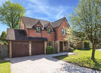 Thumbnail 5 bed detached house to rent in Kingsmead Park, Claygate, Esher
