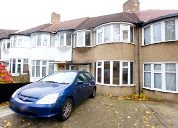 Thumbnail 3 bed terraced house for sale in Horsenden Crescent, Sudbury Hill
