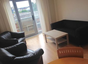 Thumbnail 2 bed flat to rent in Broadwalk, 60 Granville Street, Birmingham