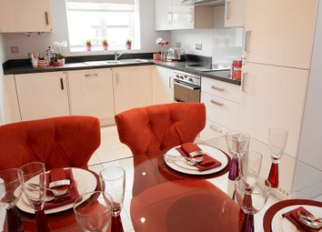"Thumbnail 3 bed property for sale in ""The Kellington At Woodford Grange"" at Woodford Lane West, Winsford"