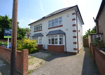 Thumbnail 4 bed semi-detached house for sale in Osterley Crescent, Osterley, Isleworth