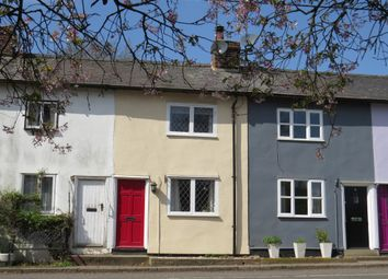 Thumbnail 2 bed terraced house for sale in Collier Row, Ashdon, Saffron Walden