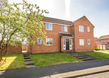 Thumbnail 1 bedroom flat for sale in Ryecroft, Strensall, York, North Yorkshire