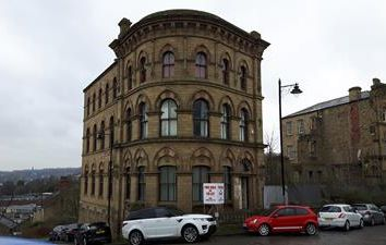 Thumbnail Office for sale in 40 The Crescent, Station Road, Batley, West Yorkshire
