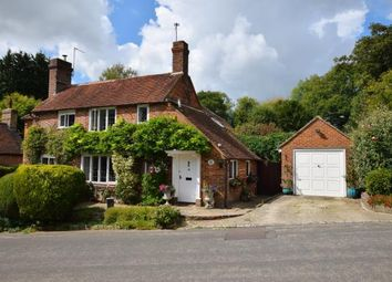 Thumbnail 2 bed semi-detached house for sale in Spring Cottage, Halley Road, Old Heathfield, East Sussex