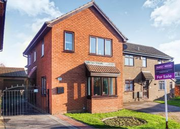 Thumbnail 3 bed detached house for sale in Brayshaw Road, East Ardsley, Wakefield