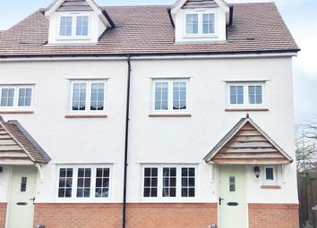 Thumbnail 4 bed semi-detached house for sale in Miller Meadow, Telford