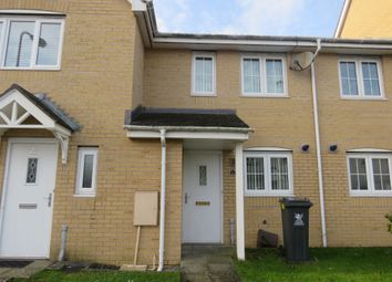 Thumbnail 2 bed terraced house for sale in Ffordd Brynhyfryd, Old St. Mellons, Cardiff