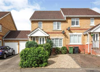 Thumbnail 3 bed semi-detached house for sale in Cherry Tree Close, Halstead, Essex