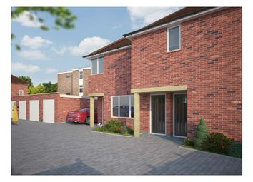 Thumbnail 1 bed property for sale in Mullion Close, Luton