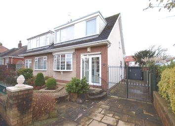 Thumbnail 3 bed semi-detached house for sale in Kingsley Road, Blackpool
