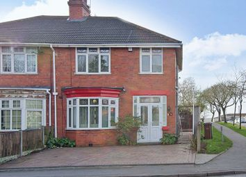 Thumbnail 3 bedroom semi-detached house for sale in Bushbury Road, Heath Town, Wolverhampton