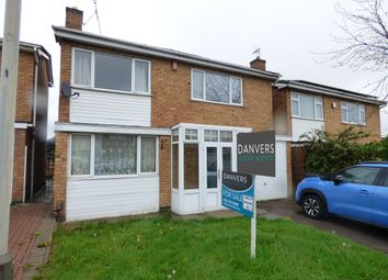 4 bed detached house for sale in Badgers Close, Leicester LE4