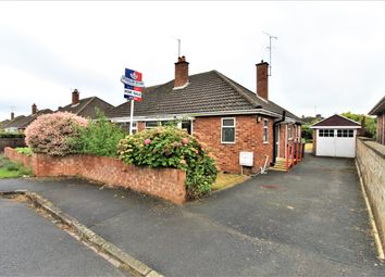 Thumbnail 2 bed semi-detached bungalow for sale in Hillary Road, Leckhampton, Cheltenham