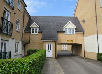 Thumbnail 2 bed maisonette for sale in Jacobs Close, Great Cornard, Sudbury