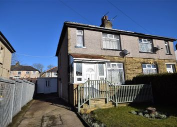 Thumbnail 3 bed semi-detached house for sale in Medway, Queensbury, Bradford