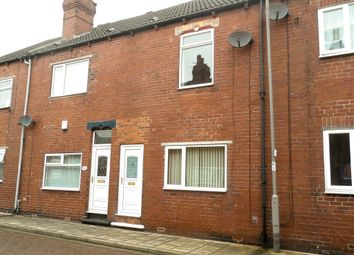 Thumbnail 2 bed terraced house for sale in Regent Street, Hemsworth, Pontefract