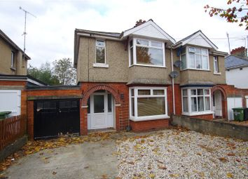 Thumbnail 3 bed semi-detached house for sale in Bowood Road, Old Town, Swindon, Wiltshire