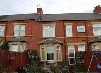 Thumbnail 4 bedroom terraced house for sale in West View, Ashington