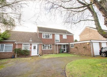 Thumbnail 5 bedroom detached house for sale in Camwood Close, Basingstoke