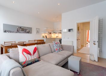 Thumbnail 2 bed flat to rent in Northcote Road, Battersea, London