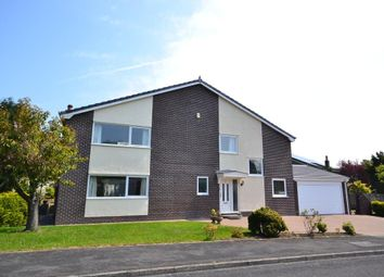 Thumbnail 4 bed detached house for sale in Southfield Drive, West Bradford, Clitheroe, Lancashire