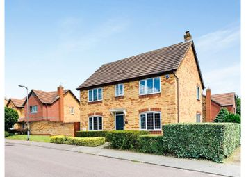 Thumbnail 4 bed detached house for sale in Piper Close, Wellingborough