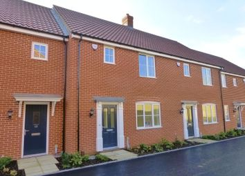 Thumbnail 3 bed terraced house for sale in Brumstead Road, Stalham, Norwich