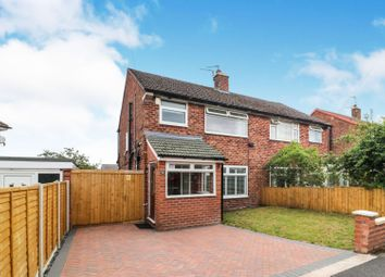 Thumbnail 3 bed semi-detached house for sale in Milton Crescent, Heswall