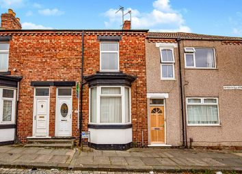 Thumbnail 2 bed property for sale in Greenwell Street, Darlington