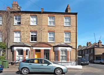 Thumbnail 4 bed end terrace house for sale in Old Woolwich Road, Greenwich, London