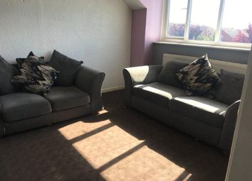 Thumbnail 2 bed flat to rent in Nottingham Drive, Willenhall, West Midlands