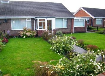 Thumbnail 2 bed bungalow to rent in St. Barnabas, Bournmoor, Houghton Le Spring