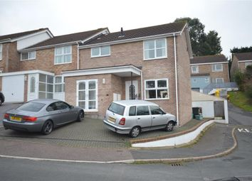 Thumbnail 4 bedroom end terrace house to rent in Howard Close, Teignmouth, Devon