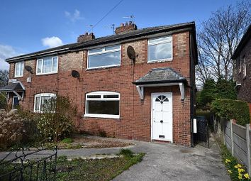 3 bed semi-detached house to rent in Cranwell Drive, Burnage, Manchester M19