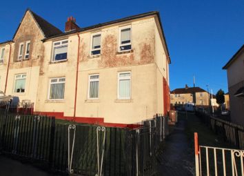 Thumbnail 3 bed flat to rent in Wheatholm Street, Airdrie, North Lanarkshire