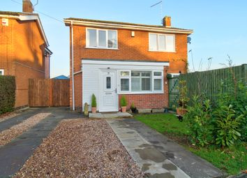 Thumbnail 3 bed detached house for sale in Parklands Drive, Harlaxton, Grantham
