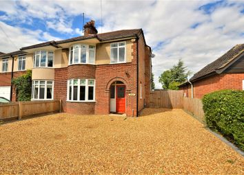 Thumbnail 3 bed semi-detached house for sale in Main Road, Uffington, Stamford