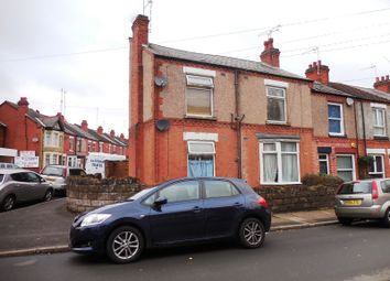 Thumbnail 4 bedroom end terrace house for sale in Shakleton Road, Earlsdon, Coventry