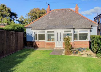 Thumbnail 2 bed detached bungalow for sale in Windmill Hill, Ellington, Morpeth