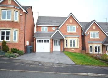 Thumbnail 4 bedroom detached house to rent in Highfield Rise, Chester Le Street